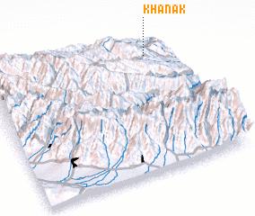 3d view of Khanak