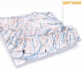 3d view of Gaptsakh