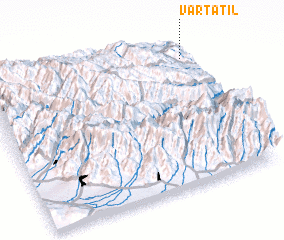 3d view of Vartatil\