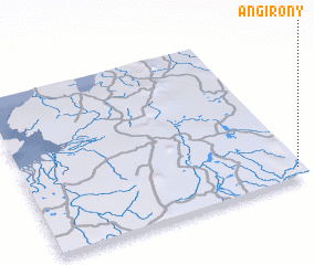3d view of Angirony