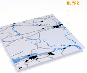 3d view of Kuyar