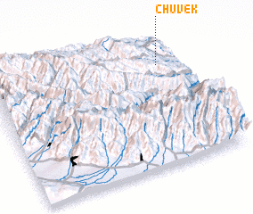 3d view of Chuvek