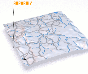 3d view of Amparihy