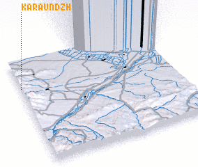 3d view of Karaundzh