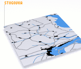 3d view of Stogovka