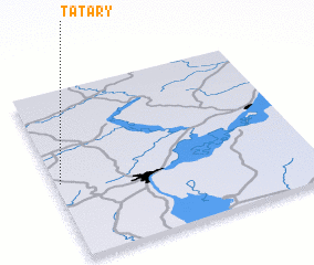 3d view of Tatary