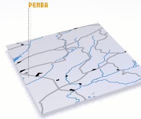 3d view of Pemba