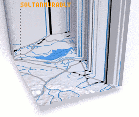 3d view of Soltanmuradly