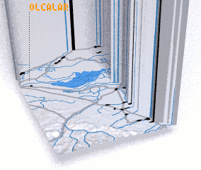 3d view of Olcalar