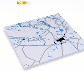 3d view of Daḩīmī