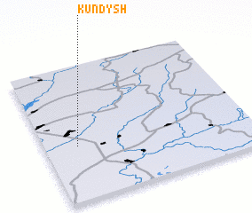 3d view of Kundysh