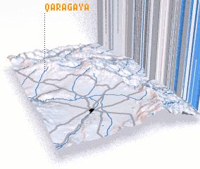 3d view of Qaragaya