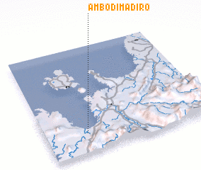 3d view of Ambodimadiro