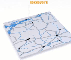 3d view of Mokhovoye