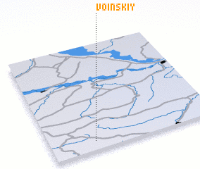 3d view of Voinskiy