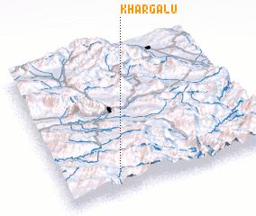 3d view of Khargalū
