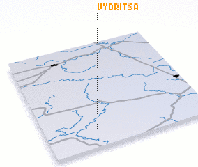 3d view of Vydritsa