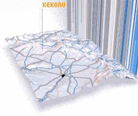 3d view of Kekonu