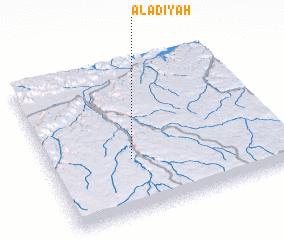 3d view of Al 'Ādīyah