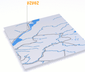 3d view of Vzvoz