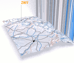 3d view of Zhiy