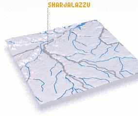 3d view of Sharj Āl az Zū'