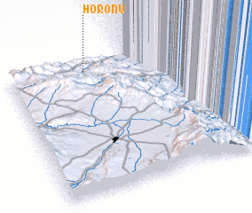 3d view of Horonu