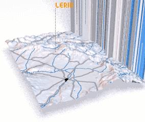 3d view of Lerik