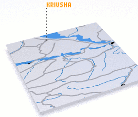 3d view of Kriusha
