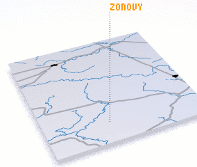 3d view of Zonovy
