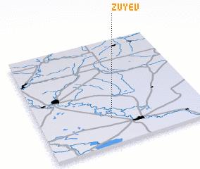 3d view of Zuyev