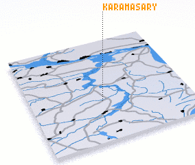 3d view of Karamasary