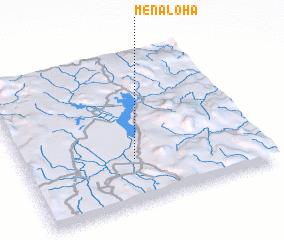 3d view of Menaloha