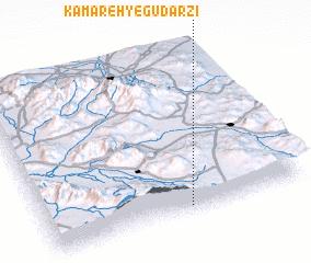 3d view of Kamareh-ye Gūdarzī