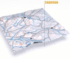 3d view of Shab Māh