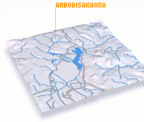 3d view of Ambodisakaona