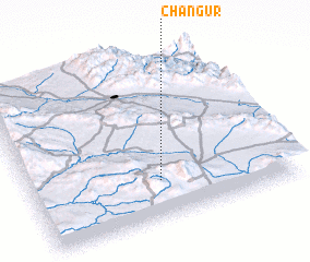 3d view of Changūr