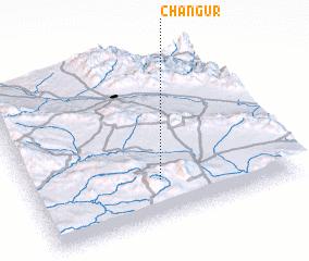 3d view of Changūr