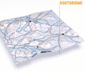 3d view of Oshtorīnān