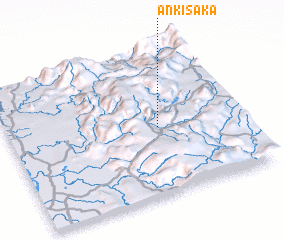 3d view of Ankisaka