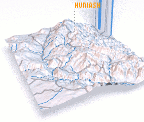 3d view of Hūnīash