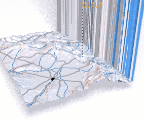 3d view of Ovala