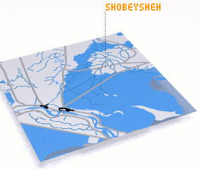 3d view of Shobeysheh