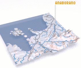 3d view of Anaborano