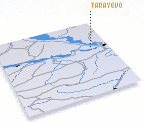 3d view of Tarayevo
