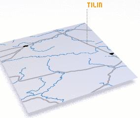 3d view of Tilin