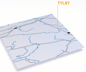 3d view of Tylay