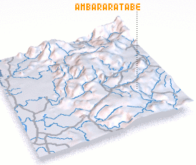 3d view of Ambararatabe