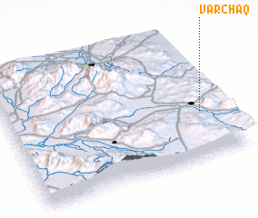 3d view of Varchaq