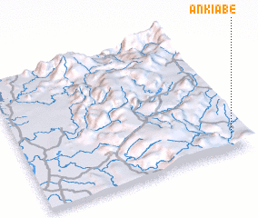 3d view of Ankiabe